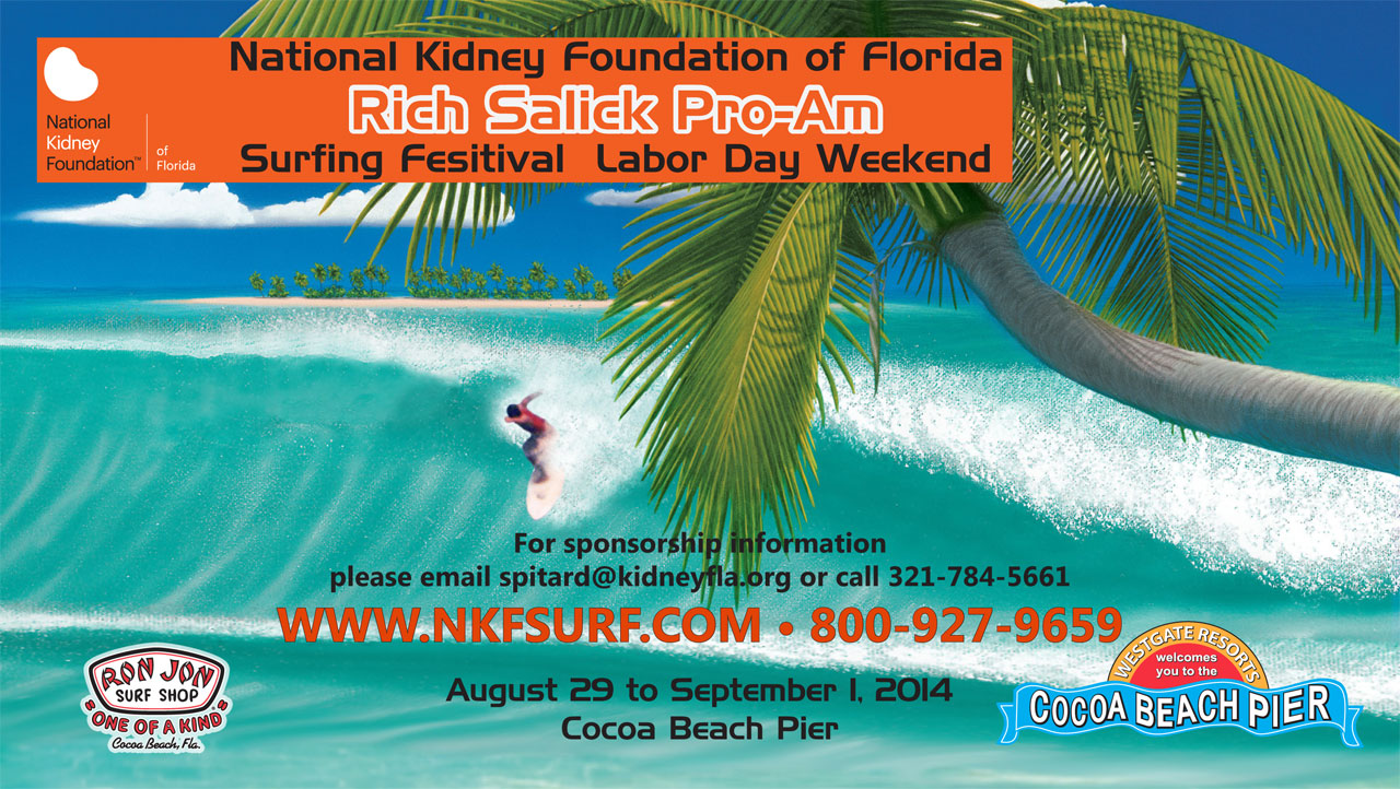 NKF Surf 2014 Press Release